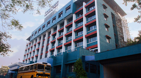 Hiranandani Foundation School - cover
