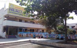 Heritage International School Kasaramboli - cover