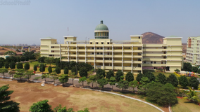 D Y Patil International School Charoli - cover