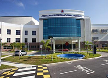 Canadian International School - cover