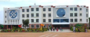 Notre Dame Academy Bangalore - cover