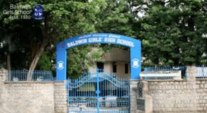 Baldwin Girls School - cover