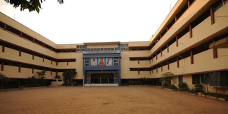 Shrine Vailankanni Senior Secondary School - cover
