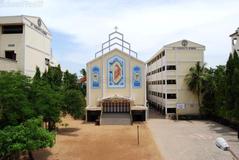 Madras Christian College Higher Secondary School - cover