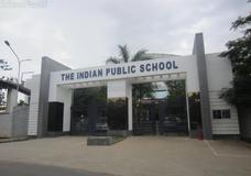 The Indian Public School Coimbatore - cover