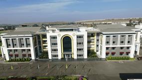 Shri Ram Centennial School - cover
