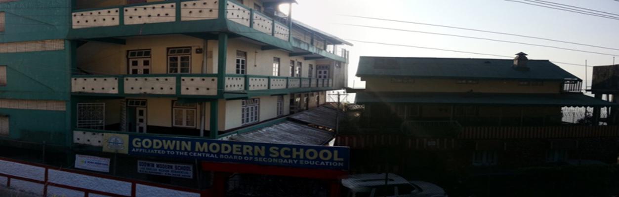 Godwin Modern School - cover