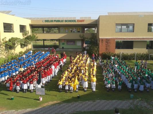 Delhi Public School East Ahmedabad - cover