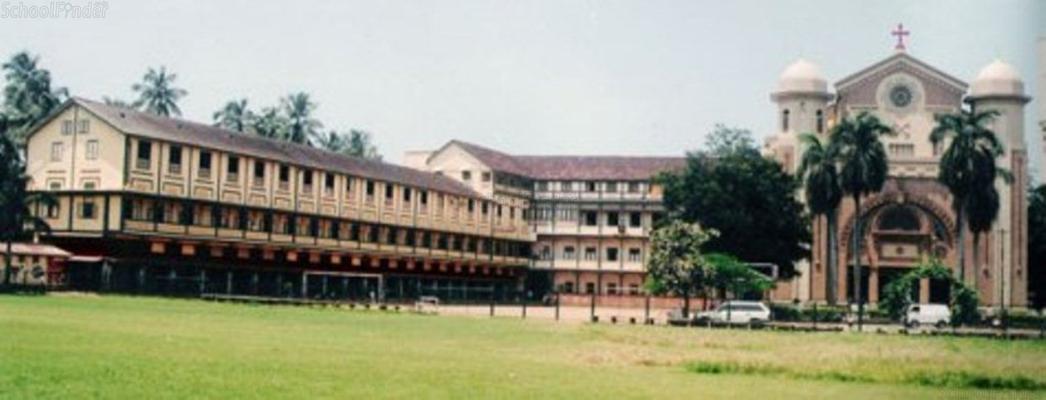 St Stanislaus High School - cover