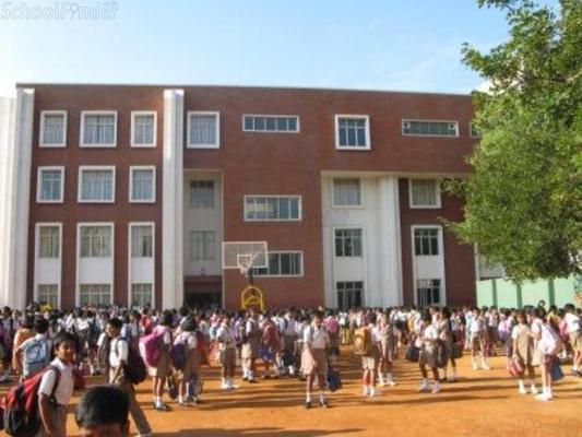 National Public School Koramangala - cover
