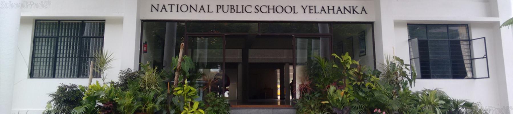 National Public School Yelahanka - cover
