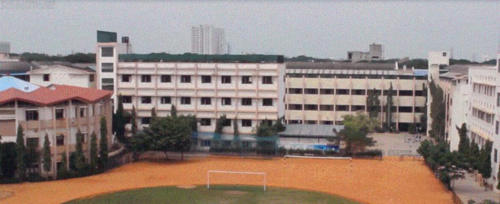 SBOA School & Junior College - cover