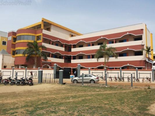 Holy Sai International School - cover