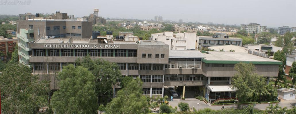 Delhi Public School RK Puram - cover