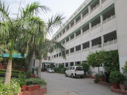 DAV School Dayanand Vihar - cover