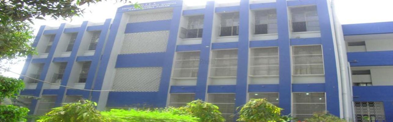 Delhi Tamil Education Association Senior Secondary School - cover