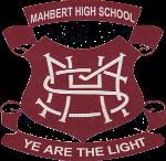 Mahbert High School - logo