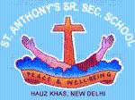 St Anthony's School - logo