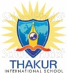 Thakur International School - logo