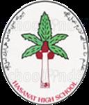Hasanat High School - logo