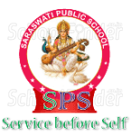 Saraswati Vishwa Vidyalaya Primary - logo