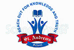 St Andrews High School - logo