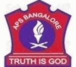 Army Public School JC Nagar - logo