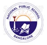 National Public School Yelahanka - logo