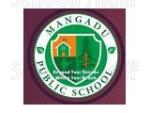Mangadu Public School - logo