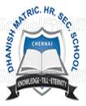 Dhanish Matriculation Higher Secondary School - logo
