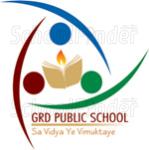 GRD Public School - logo