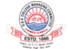 Darbari Lal DAV Model School Pitampura - logo