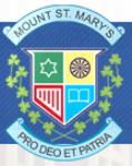 Mount St Marys School - logo