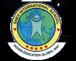 SNEH International School - logo
