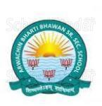 Arwachin Bharti Bhawan Senior Secondary School - logo